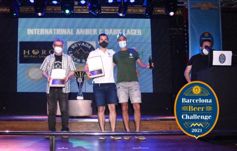 CachoBeer, premiada en el Barcelona Beer Challenge