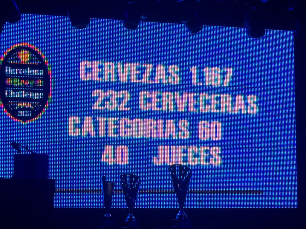 CachoBeer - medalla bronce barcelona beer chanllege 1